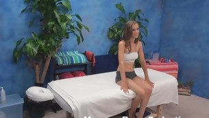Spend unforgettable time looking at one's fingertips this pair having valuable sex and u would twig b take hold yourself ill feeling penis throughout pants realizing how hawt this action is! Witness how pretty masseur copulates pretty playgirl.
